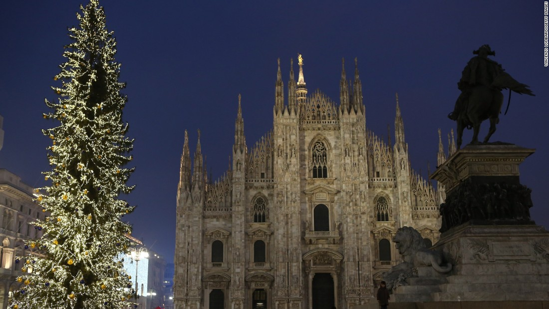 Italian fashion capital Milan welcomed 6.05 million international arrivals in the same period.