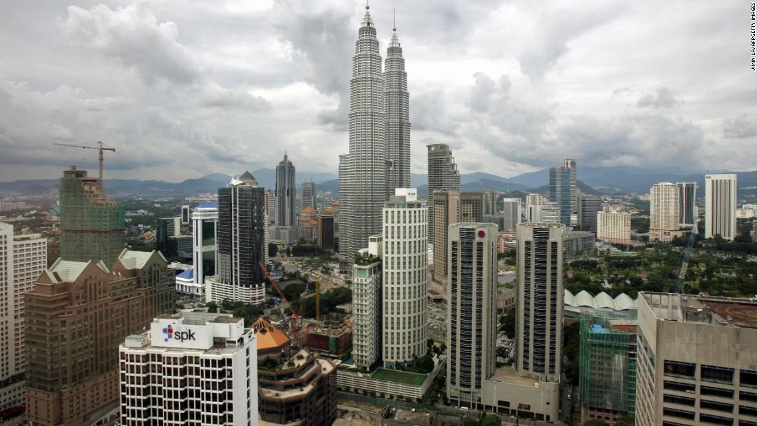 Tenth-ranked Kuala Lumpur saw 11.63 million visitors, making it the sixth-ranked Asian city.
