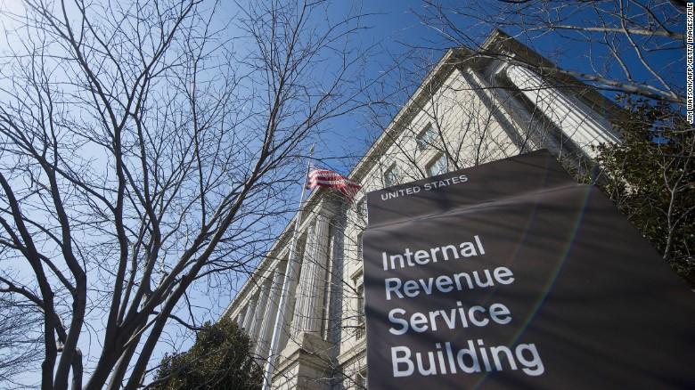 Massive IRS data breach traced to Russia