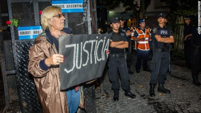 Fiscal del caso Nisman admite que sí había borrador con ... - photo#14