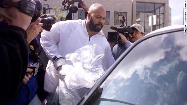 El productor de rap Suge Knight arrestado por un caso de muerte por atropello