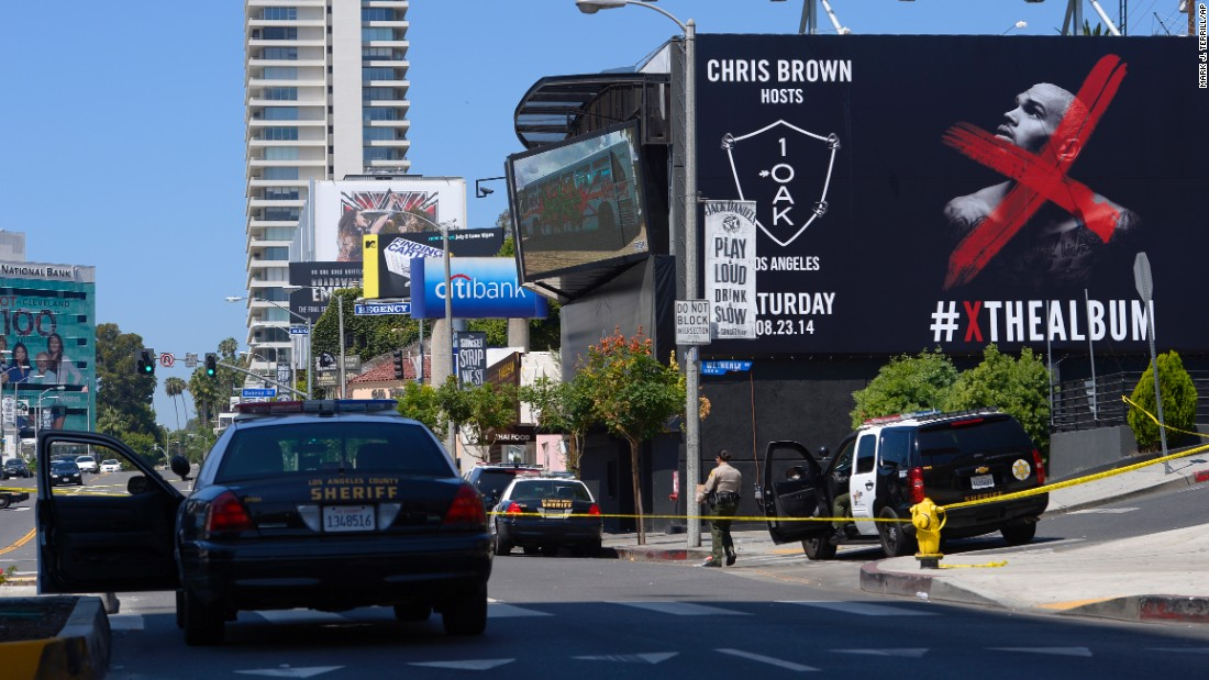 In August 2014, Knight and two other people were shot in Los Angeles while attending a celebrity-filled party on the eve of the MTV Video Music Awards.