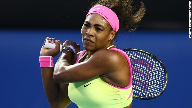 Open de Australia: Williams vence a Sharapova y logra el decimonoveno Grand Slam