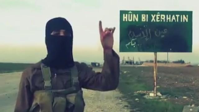 Los bombardeos internacionales expulsan a ISIS de Kobani
