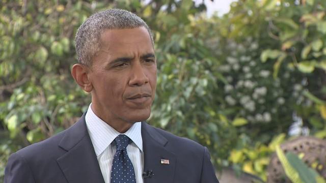 El cambio climático también es un tema de salud pública, señala Obama