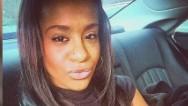 La hija de Whitney Houston, en coma inducido