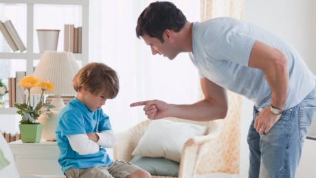 Parent Acts: How to deal with a defiant child