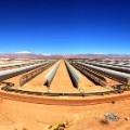 Morocco solar field Scenes from the field