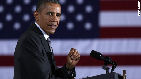 Obama: ISIS operating on a 'bankrupt' ideology