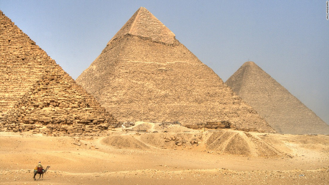 Comprising the Pyramid fields from Giza to Dahshur, including the majestic Great Sphinx, the Old Kingdom of Egypt was considered one of the seven wonders of the world in Hellenistic times. The dozens of tombs buried in the shadows of the famous pyramids have provided archaeologists a glimpse into one of the world's most fascinating civilizations.