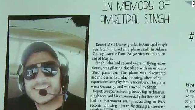 Un fatal accidente de avión en EE.UU. habría sido causado por la 'selfie' del piloto