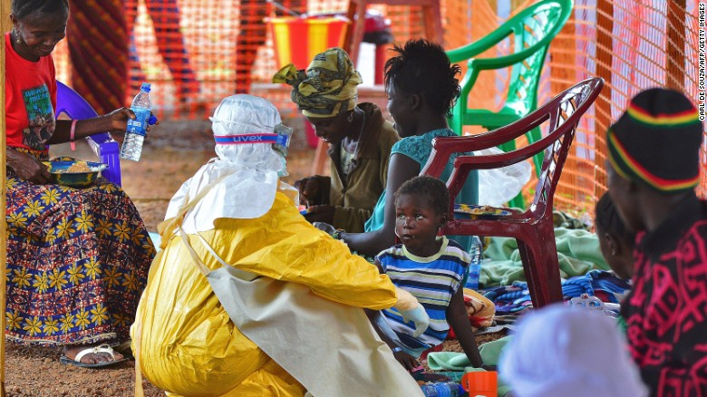 American aid workers possibly exposed to Ebola