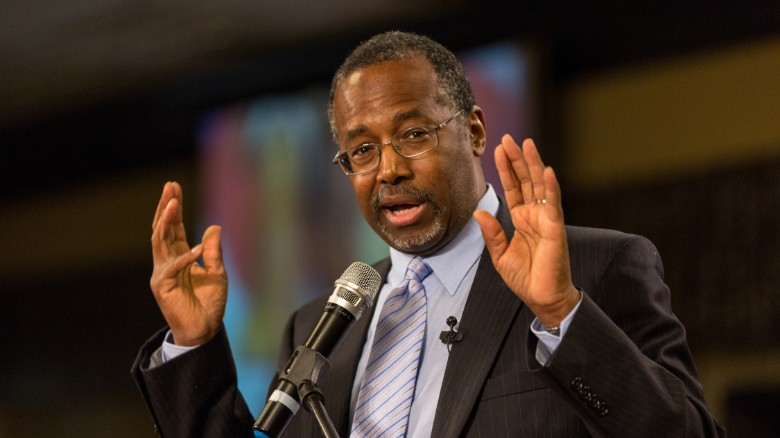 Dr. Carson: No religious exemptions for vaccinations
