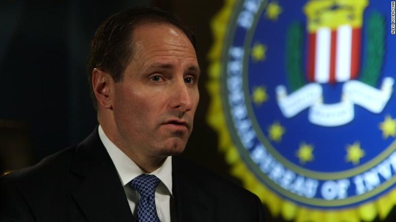 FBI Counterterrorism Michael Steinbach