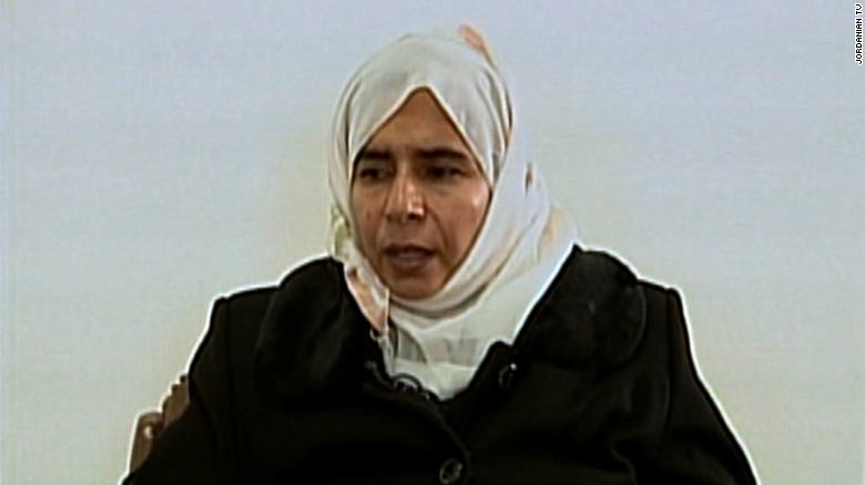 Jordan executes two terrorist prisoners