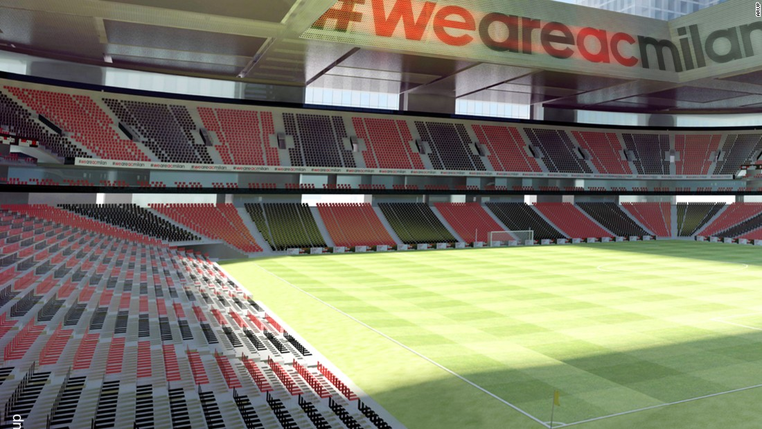 stadium soccer milan ac - photo #18