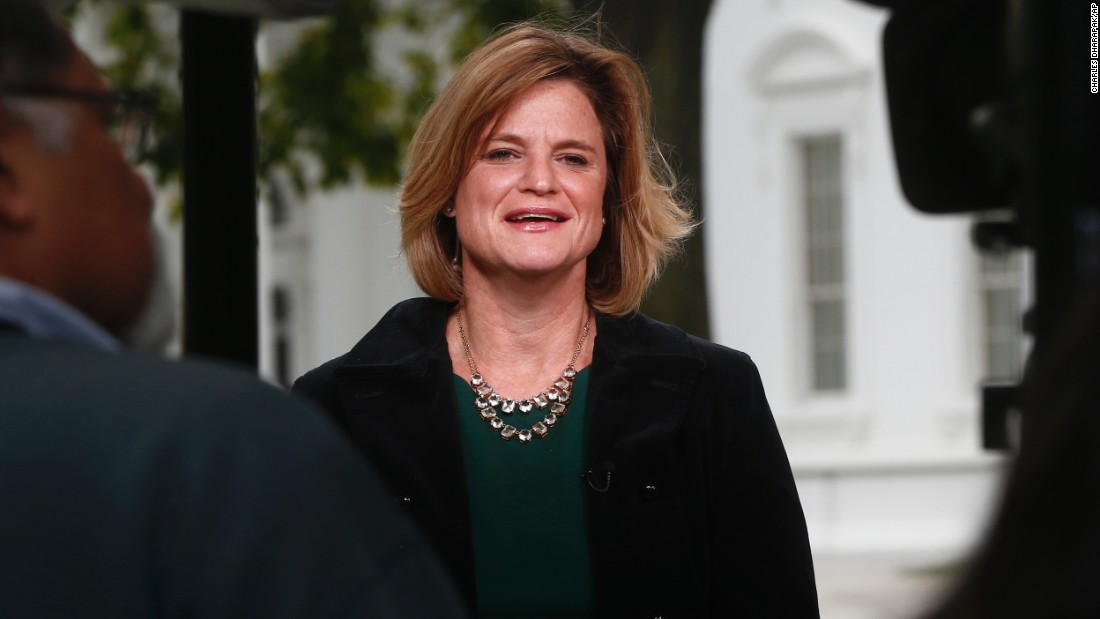 Jennifer Palmieri, Obama's communications director, left in spring 2015. She now serves as the director of communications for Hillary Clinton's 2016 presidential campaign.