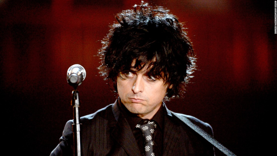 "<a href=""http://www.cnn.com/2011/09/09/travel/airline-dress-codes/index.html"" target=""_blank"">Green Day singer Billie Joe Armstrong</a> was kicked off a plane in 2011 for wearing pants that hung too low on his hips."