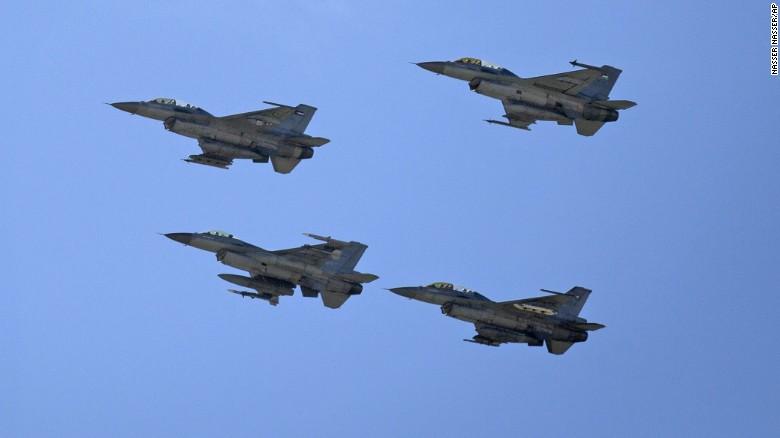 Jordania lanza ataques aéreos contra ISIS en Siria tras asesinato de piloto