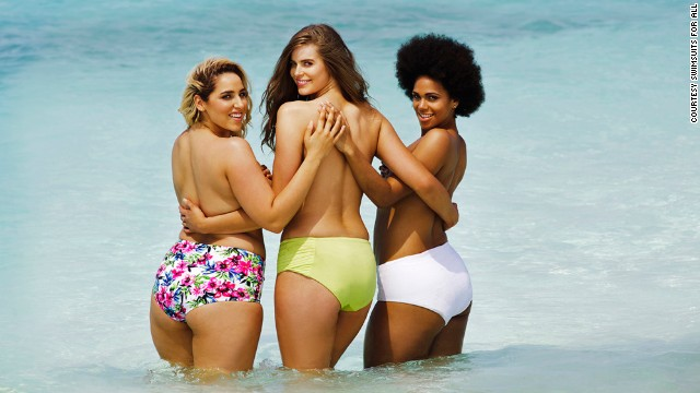 5 datos sobre la primera modelo de tallas grandes en 'Sports Illustrated'