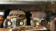 La colección de autos de lujo olvidados en Francia