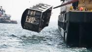 ¿Para qué arrojan vagones del metro al océano?