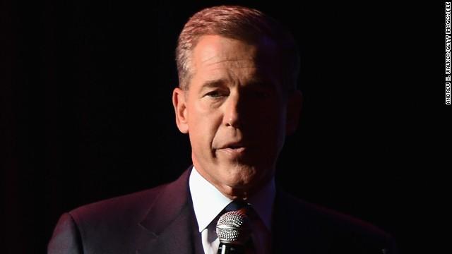 NBC suspende por 6 meses a Brian Williams por el escándalo de su 'anécdota' en Iraq