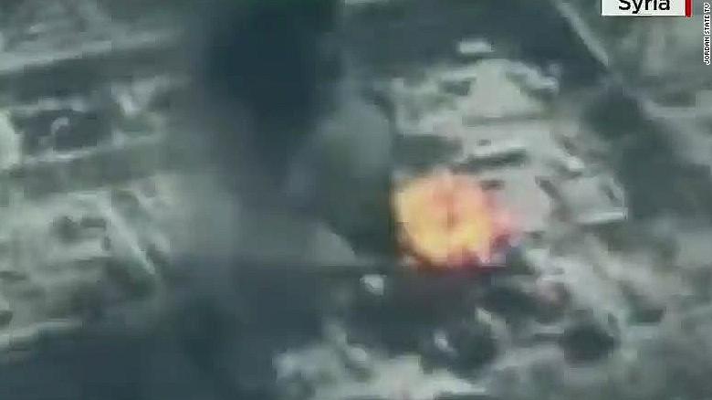 es jordan airstrikes isis infrared_00001921