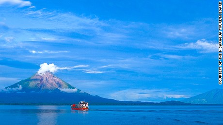 More than a million tourists now visit Nicaragua each year.