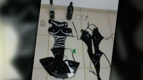 Guards drugged in 'sexy' prison break