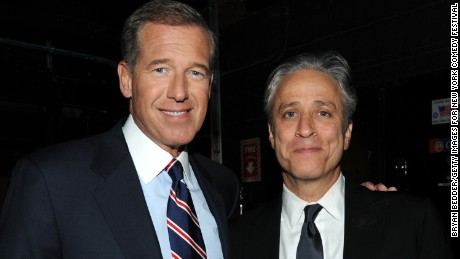 brian williams and jon stewart relationship test