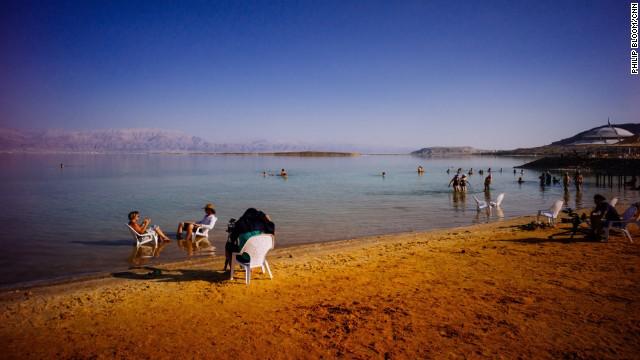 ¿Se está muriendo el Mar Muerto?