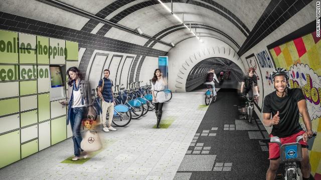 Las asombrosas súper ciclovías que harán de las bicicletas el transporte del futuro