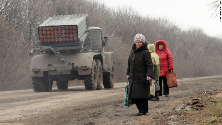 Chaos continues in Ukraine