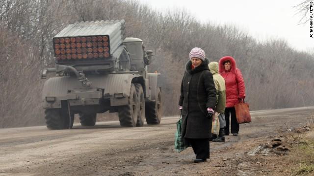 ¿Es posible que haya paz en Ucrania? El encuentro en Minsk es la clave