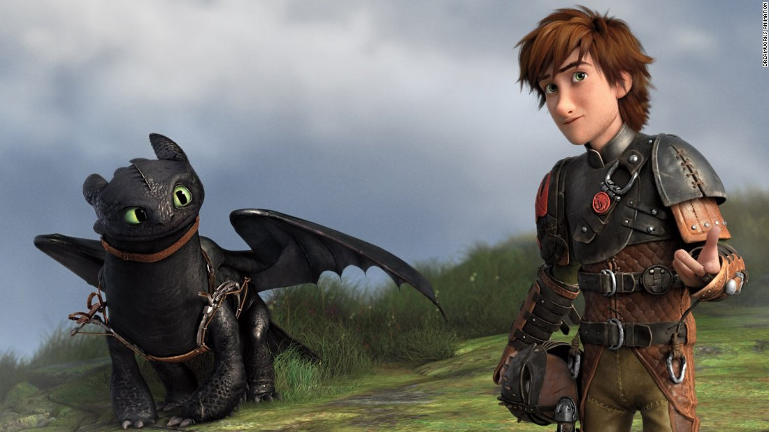 "The third ""How to Train Your Dragon"" movie is out in summer 2017."