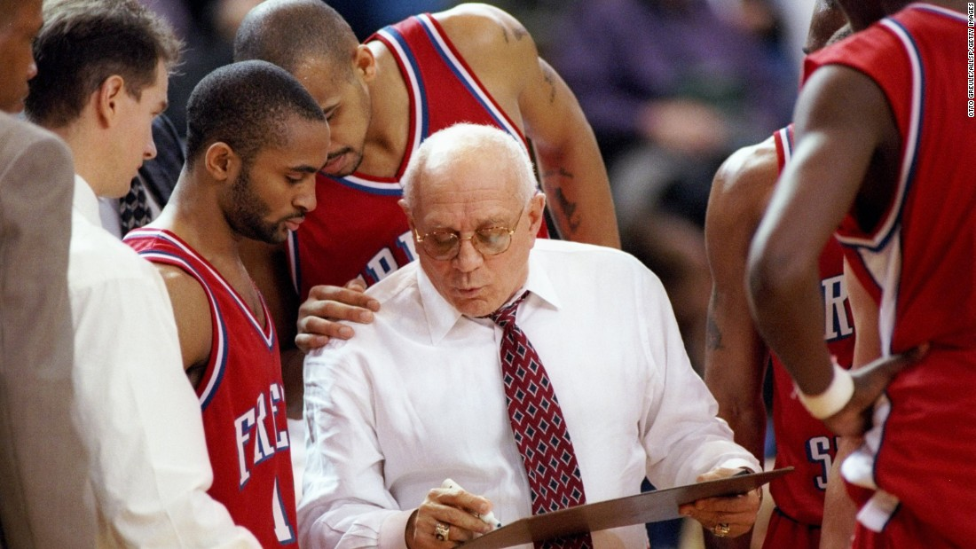 "<a href=""http://www.cnn.com/2015/02/11/us/jerry-tarkanian-obit/index.html"" target=""_blank"">Jerry Tarkanian</a>, a legendary basketball coach who won the 1990 national championship at the University of Nevada, Las Vegas, died Wednesday, February 11. He was 84."