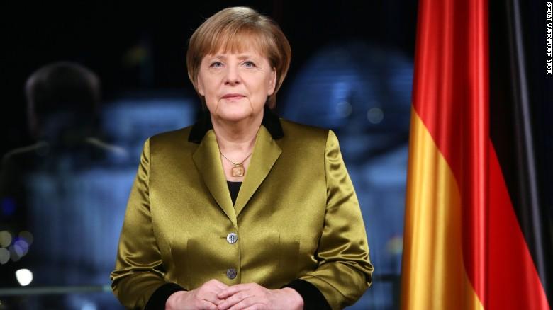 Angela Merkel: Germany's beloved 'Mom'