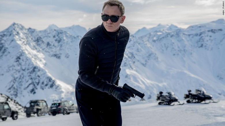 """Spectre,"" the 24th James Bond movie, hits theaters in fall 2015, more than 50 years after the first film in the popular series, ""Dr. No."" ""Spectre"" stars Daniel Craig as 007, with turns from Christoph Waltz, Monica Bellucci, Lea Seydoux and Ralph Fiennes. Look back at highlights of the character's career, including the Bond girls and villains:"