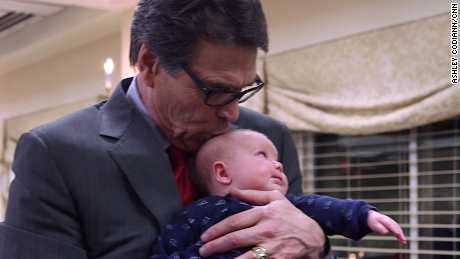 Rick Perry's second chance in New Hampshire