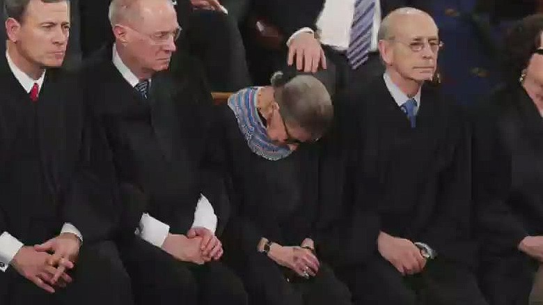 newsroom ginsburg not sober at state of union_00001208