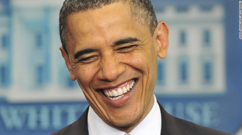 Poll: Obama's approval rating hits two-year high