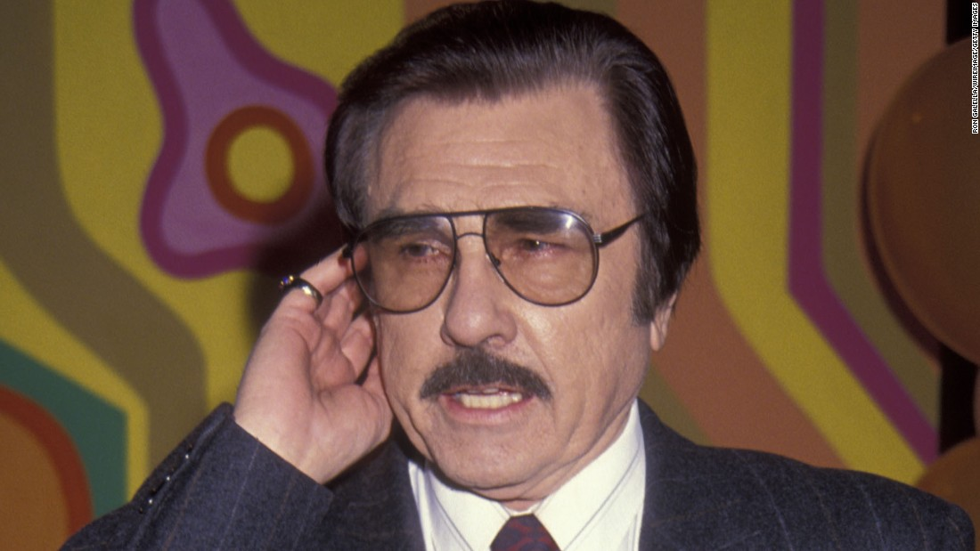 """Voice-over performer <a href=""""http://www.cnn.com/2015/02/13/entertainment/gary-owens-obit/index.html"""" target=""""_blank"""">Gary Owens</a> died Friday, February 13, at the age of 80. Owens, a former radio disc jockey, was known as the voice of Space Ghost, Batman and many other characters. He gained nationwide fame in the late 1960s as the straight-laced announcer on TV's frenetic """"Rowan and Martin's Laugh-In."""""""