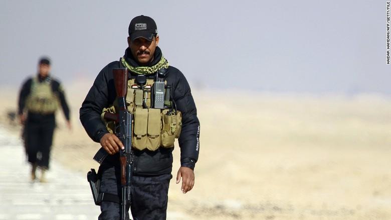 ISIS gains ground in Iraq