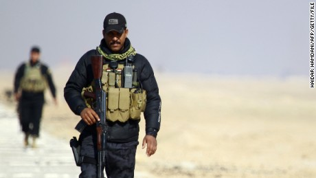 ISIS gains ground in Iraq