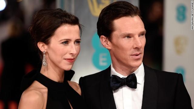 Benedict Cumberbatch se casó en el Día de San Valentín