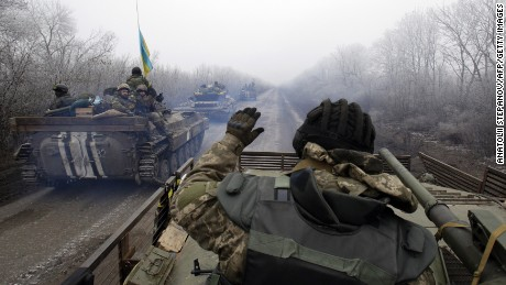 Ukraine's fragile ceasefire