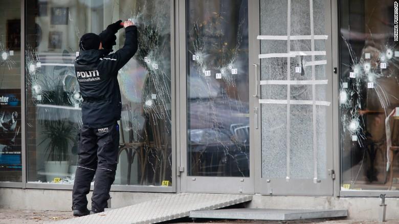 Danish Police: We killed shooting suspect