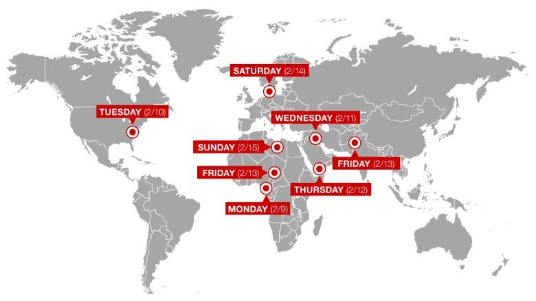 Los crímenes religiosos logran una semana 'endemoniada' en el mundo