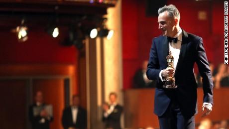 Oscar-winning best actors